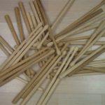 Palillos de tambor (Pareja)