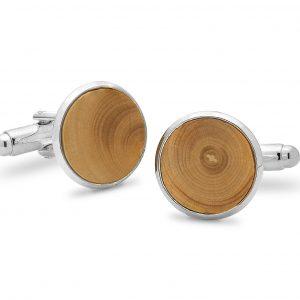 Gemelos de madera